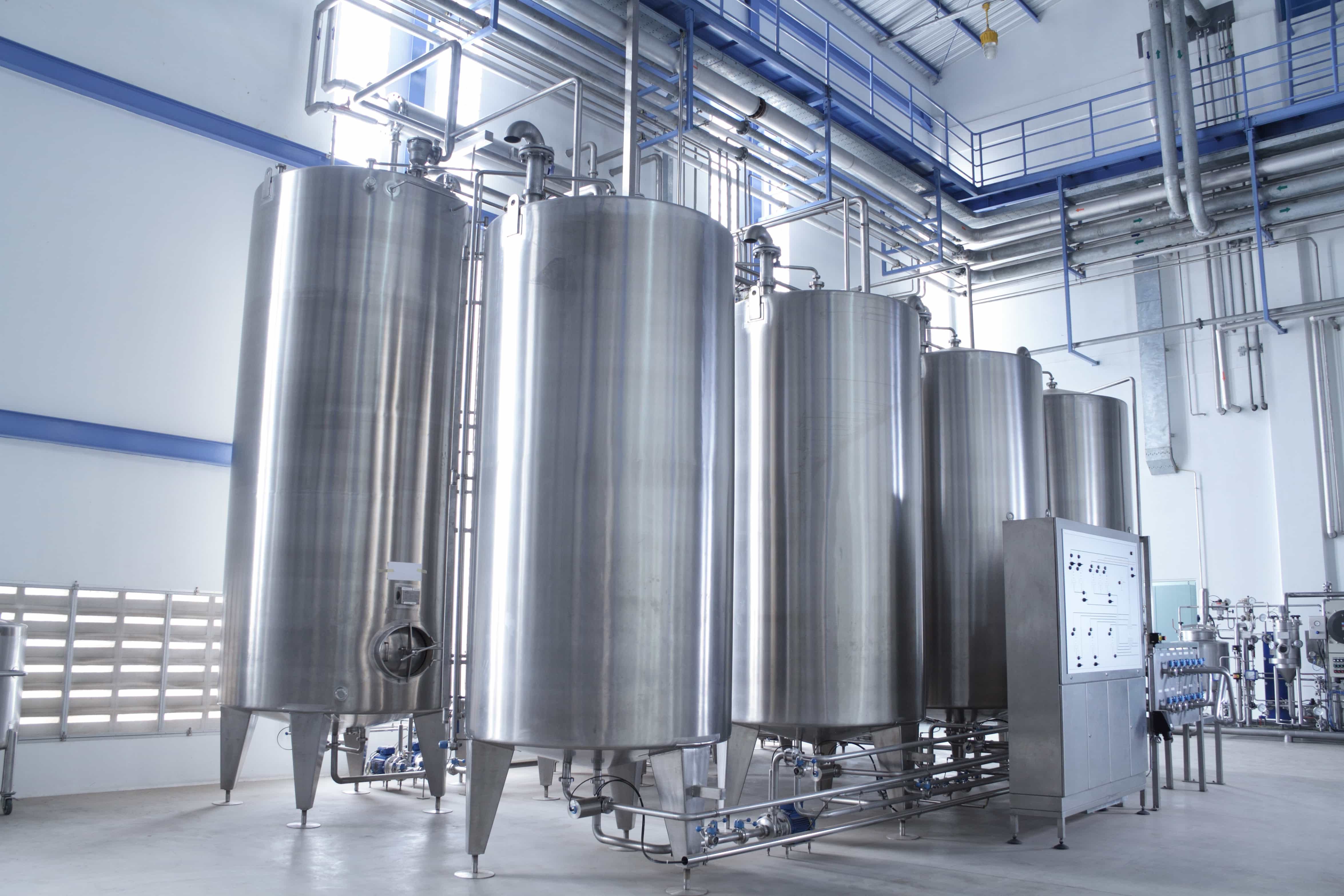 Food and Beverage | Frakes Engineering | Control System Experts