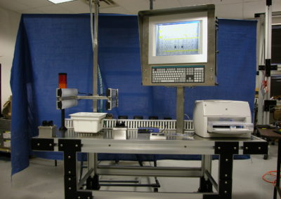 Machine Vision and Quality Control | Frakes Engineering